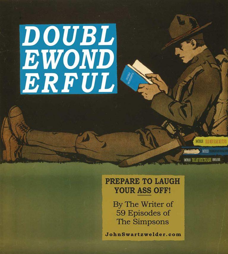 2005 double wonderful war poster